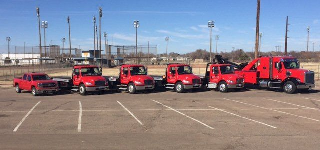 Amarillo Towing Trucks
